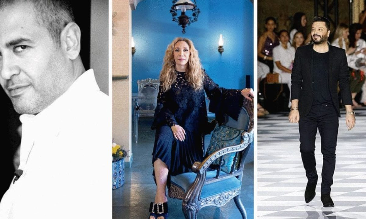 These Are The Lebanese Fashion Designers Whose Gowns Dazzle The World