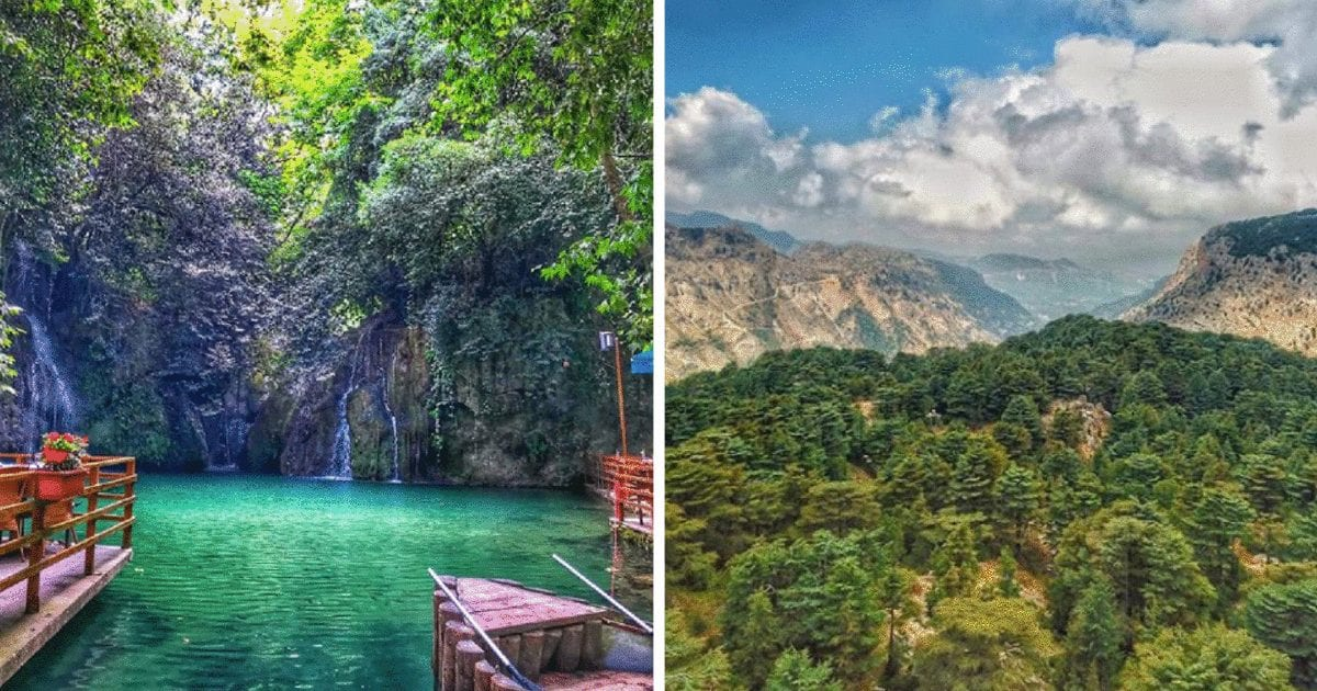 Awesome Places in Lebanon you must visit before summer is over