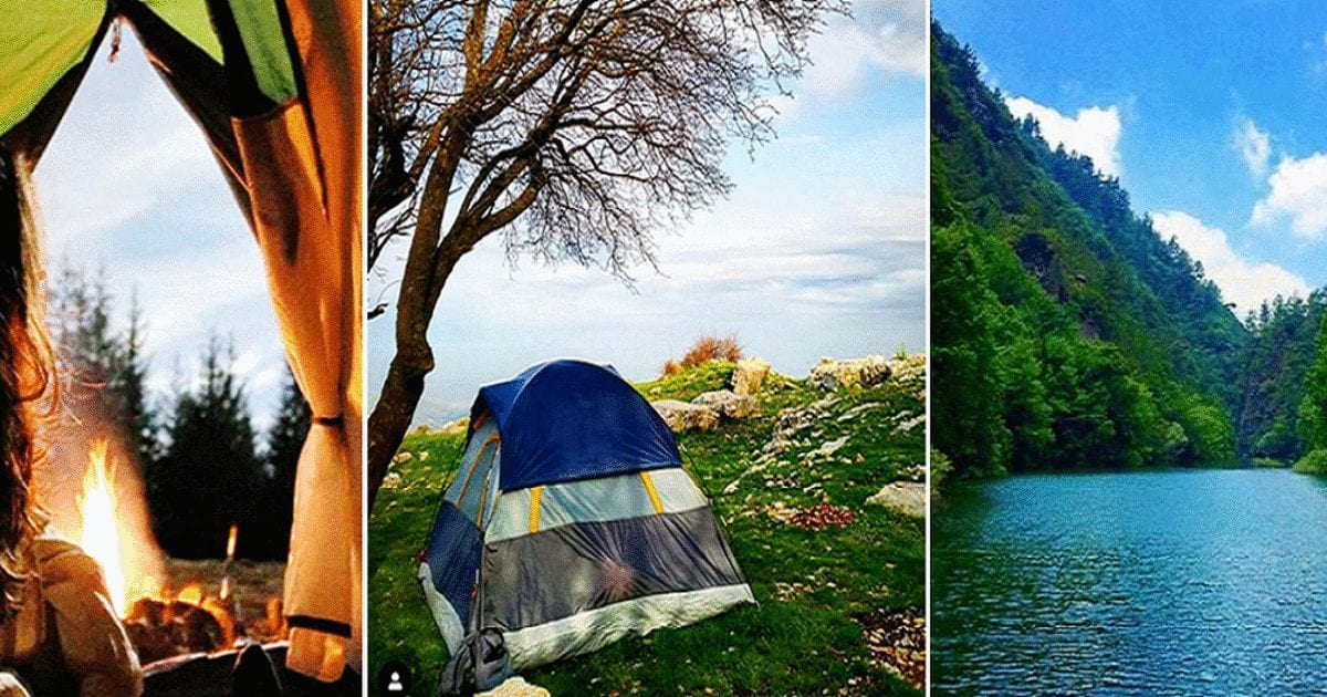 7 Best Camping Spots You Must Try With Your Friends This ...
