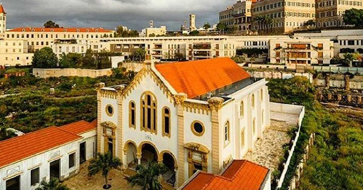 Beirut's Synagogue Gets a Facelift as It Edges Its 95 Year Anniversary