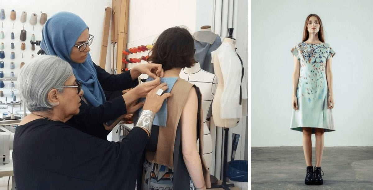 Free Fashion Design School In Beirut Combines Creativity And Social Justice