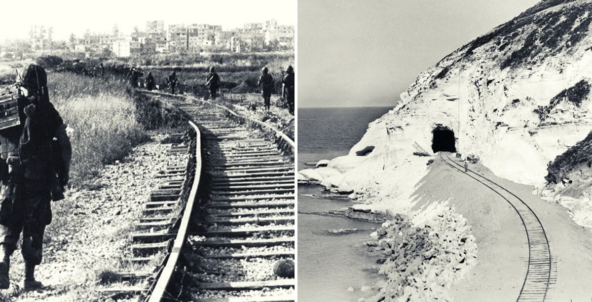 Australians Built Bridges and Tunnels on the Coastal Beirut-Tripoli Railway Line