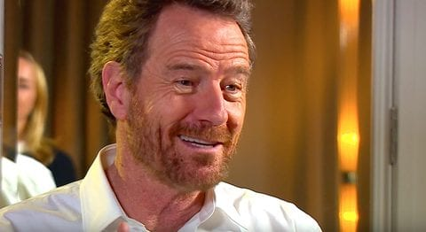 Bryan Cranston quoted Gibran Khalil Gibran in a wedding