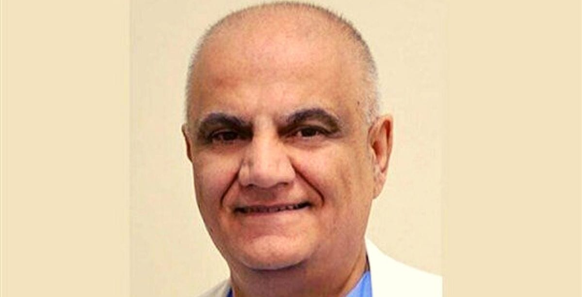 Lebanese doctor dies in Italy fighting COVID-19