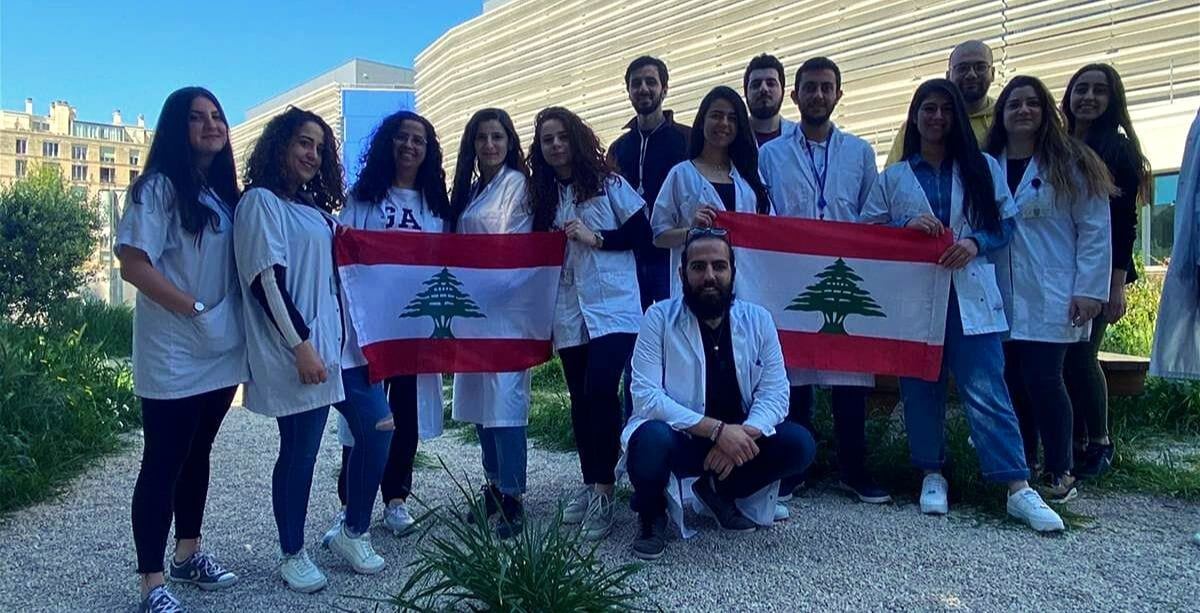 Lebanese doctors are helping develop a COVID-19 cure in France