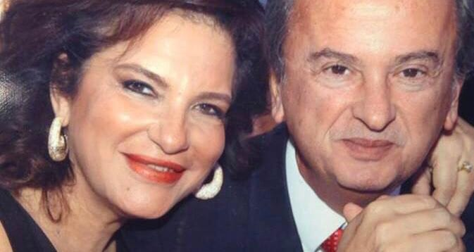 Nada Karam and Riad Salameh