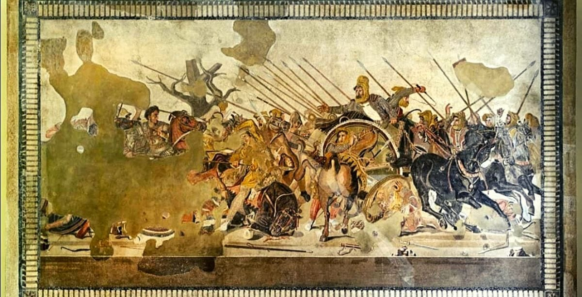 The Siege Of Tyre Between Phoenicians and Alexander The Great