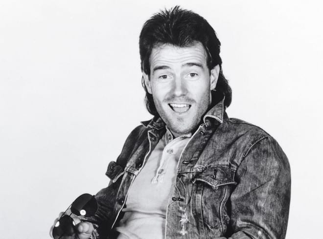Bryan Cranston in the late1980s