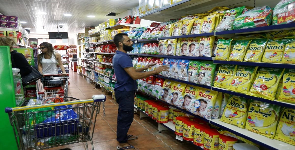 These Products In Lebanon Are Noting A High Increase In Prices