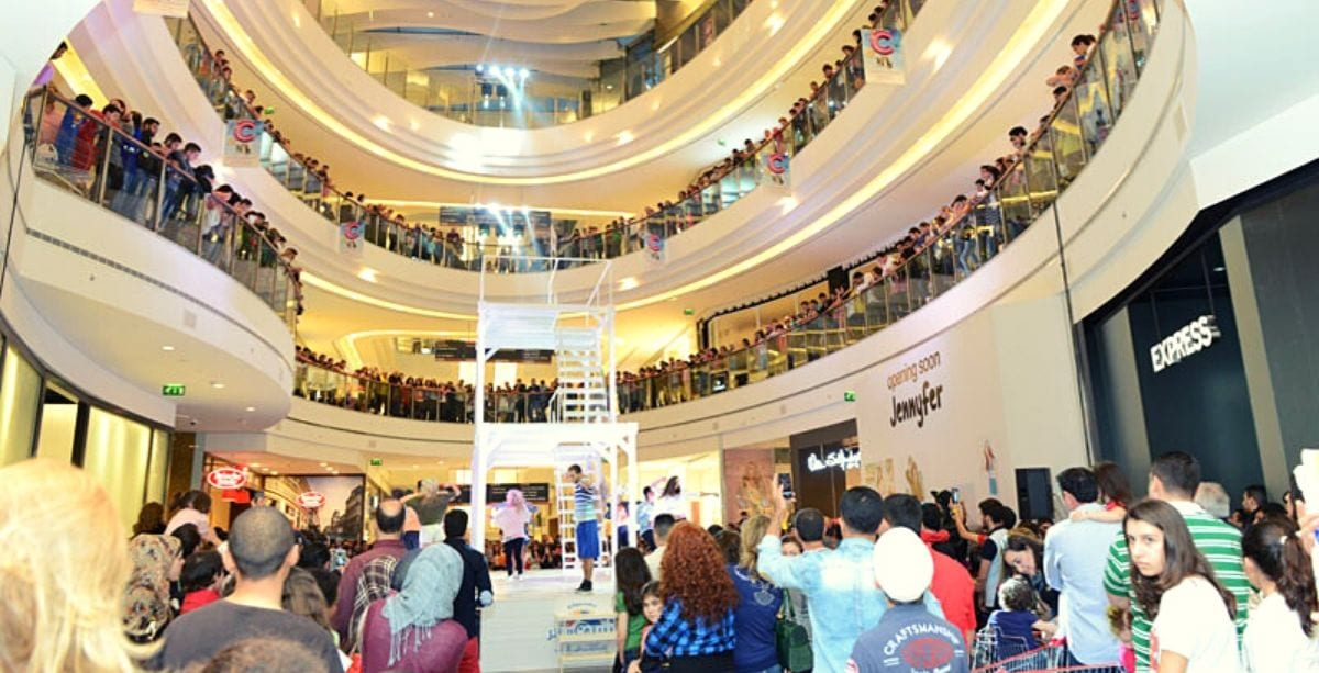 Are Lebanese Malls Still Opening on Monday