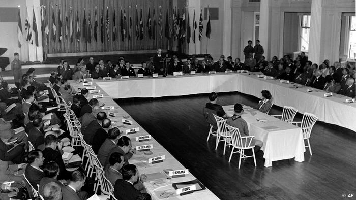 The Bretton Woods Agreement of 1944