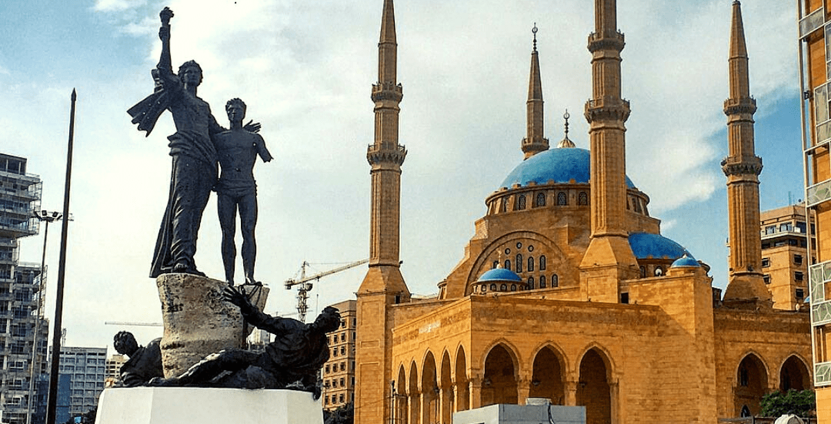 History of Martyrs' Square