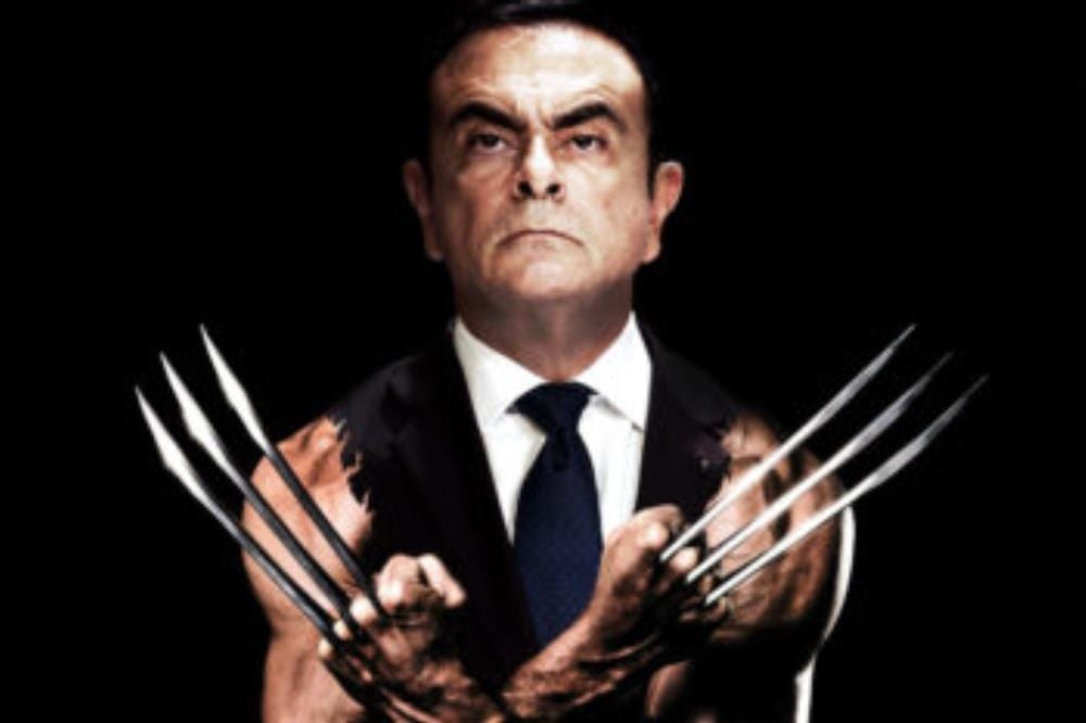 Carlos Ghosn - The Cost Killer