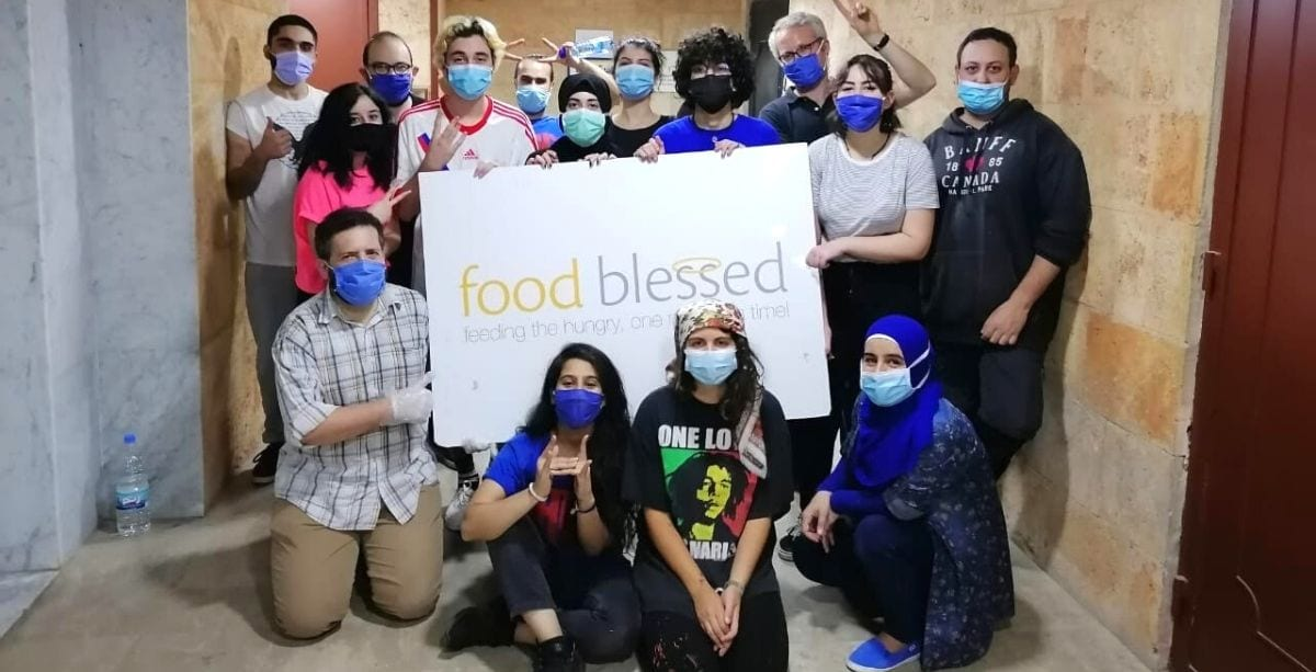 Lebanese BHS students donated 1.8 million LBP to FoodBlessed