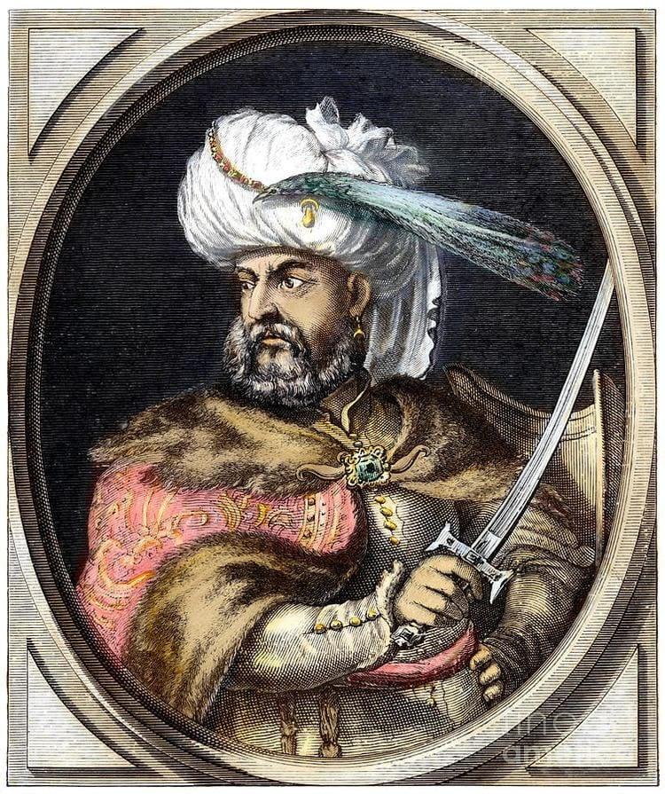 Mustafa Pasha, who was captured in the Battle of Anjar