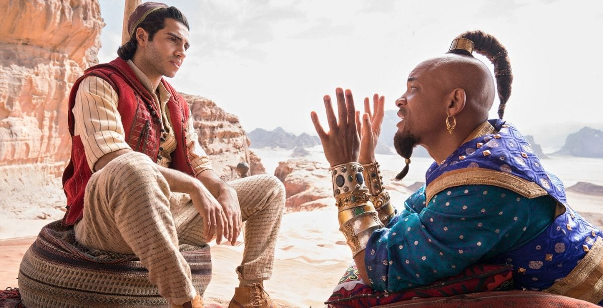 Aladdin' May Be Based on True Story Maronite From Aleppo