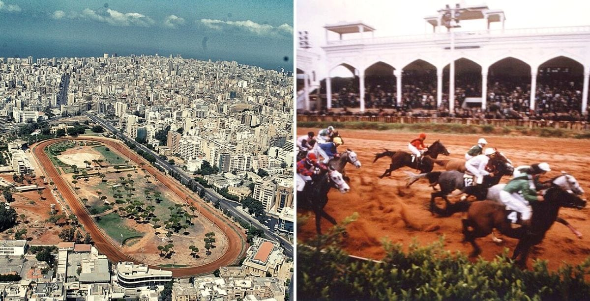 1960s Beirut Hippodrome Was a Worldwide Attraction