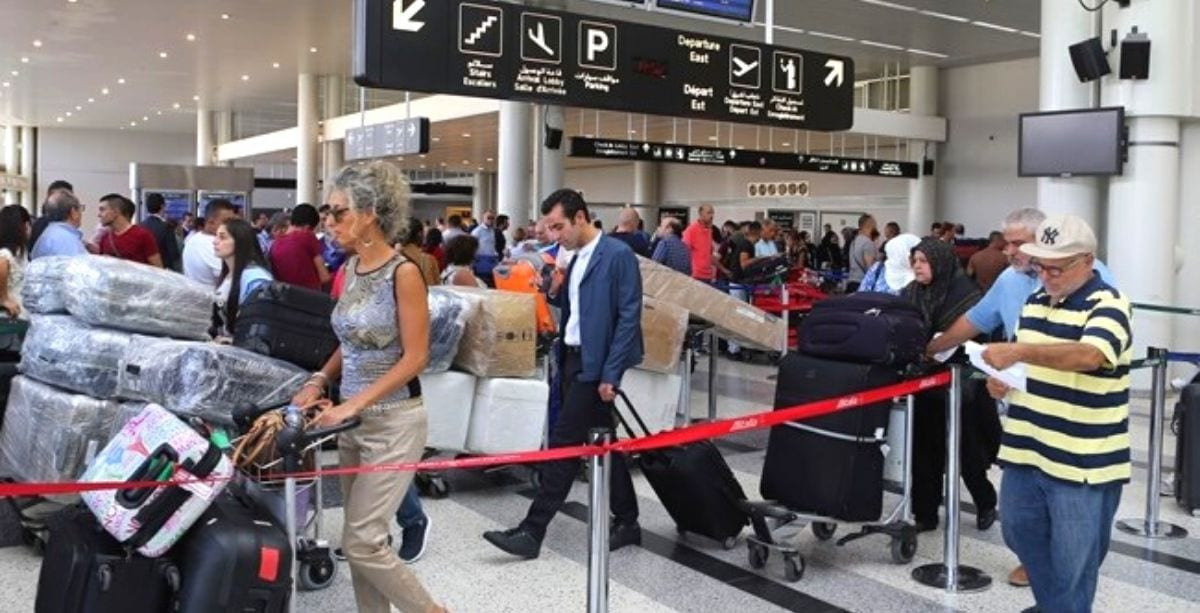 Beirut Airport Will Officially Reopen Next Month