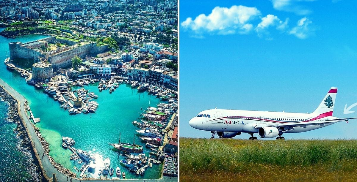 Cyprus Is Now Allowing Flights From Lebanon Again