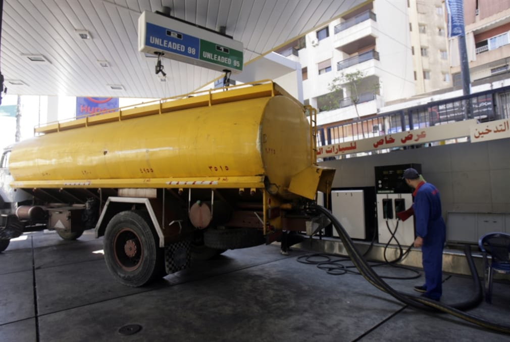 Diesel fuel in Lebanon is being monopolized