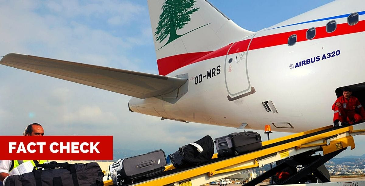 s Customs Preventing Cash Over $2,000 To Pass Through Beirut