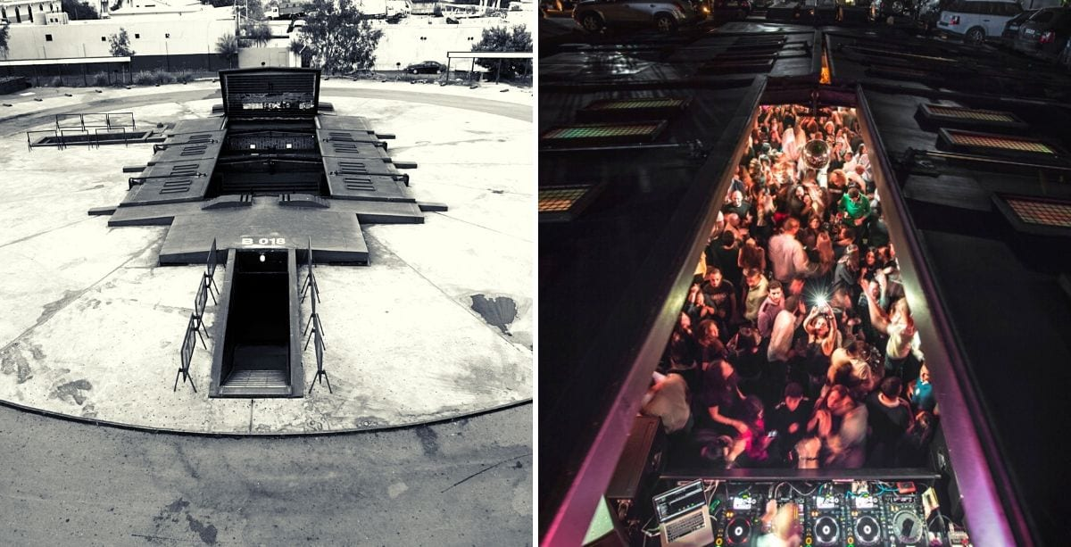 How BO18 Turned A War Bunker Into One of The Hottest Nightclubs
