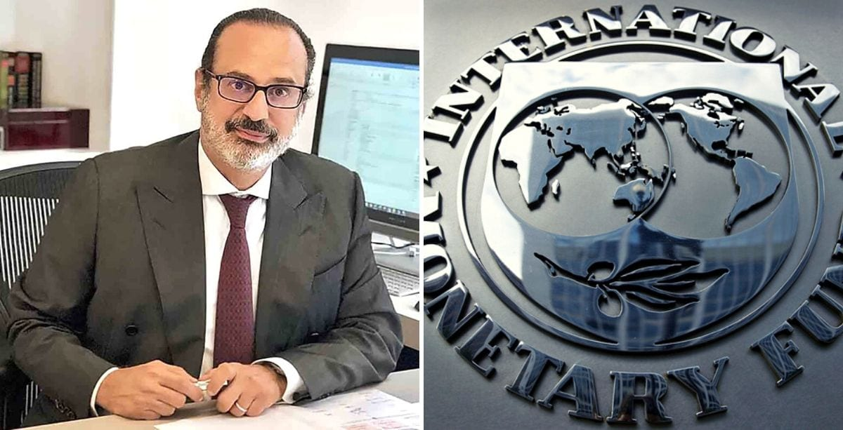 Lebanon IMF Financial Adviser Quits After Losing Hope