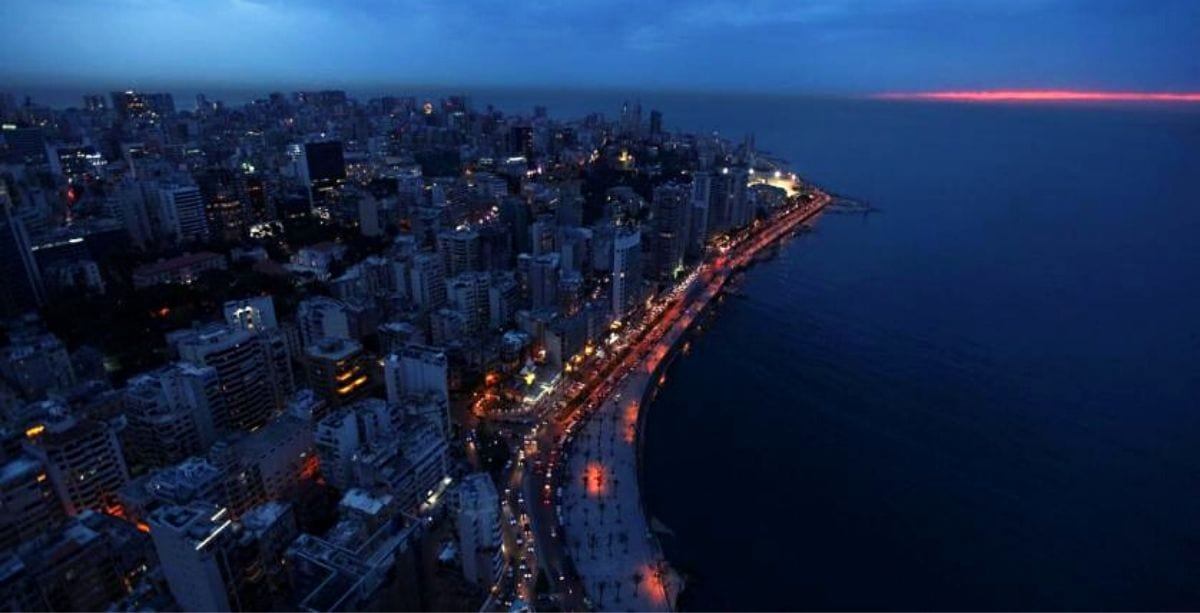 This Lebanese City _Will Go Dark_ If Diesel Fuel Is Not Provided Soon