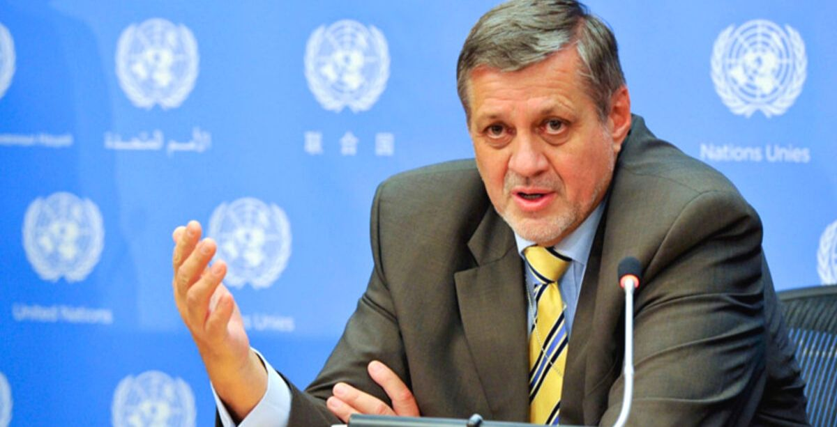 UN Denies Speculations That It Will Withdraw From Lebanon