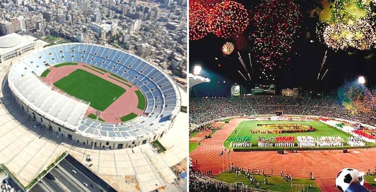Beirut Will Host The 15th _Arab Games_ Sports Event