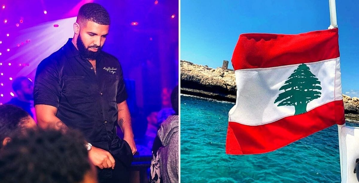 Drake Spoke A Bit Of Lebanese During A Song And The Internet Is Losing it!