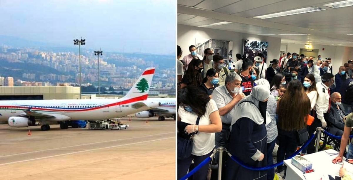 Fight Broke Out Between Beirut Airport Security And Journalists