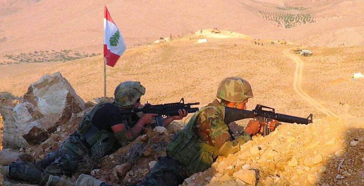 Gunmen Attack Lebanese Army Positions, Kill One Soldier