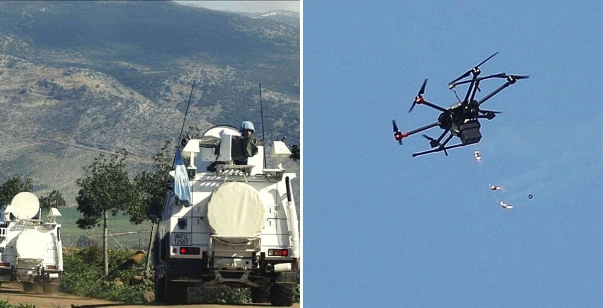 Israeli Army Drone Crashes In Lebanon Amid Rising Tensions