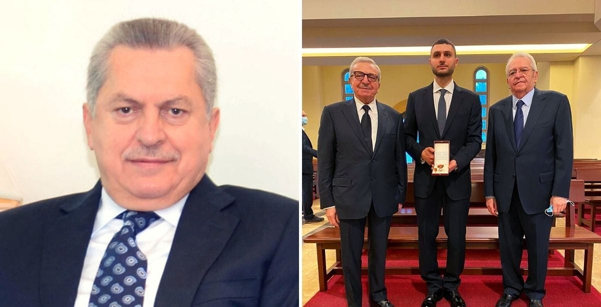 Late Lebanese Executive Was Just Honored With A State Order