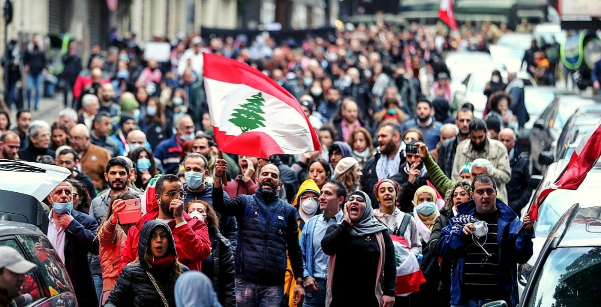 Lebanese Activist Groups Fused To Create _National Civil Front
