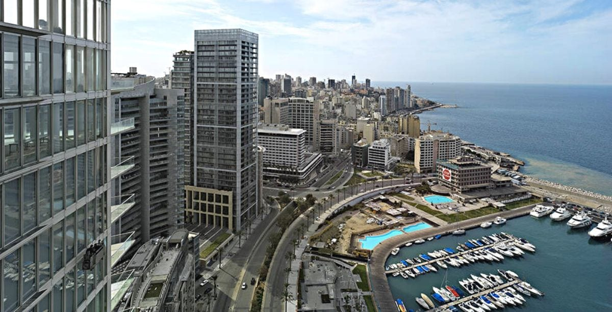Lebanese Are _Fighting Over Flats They Don't Need