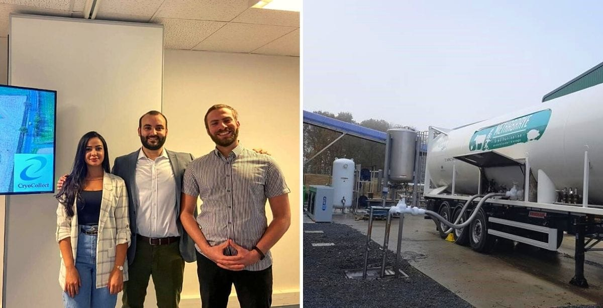 Lebanese Group In France Is Working On Renewable Alternative To Fuel.