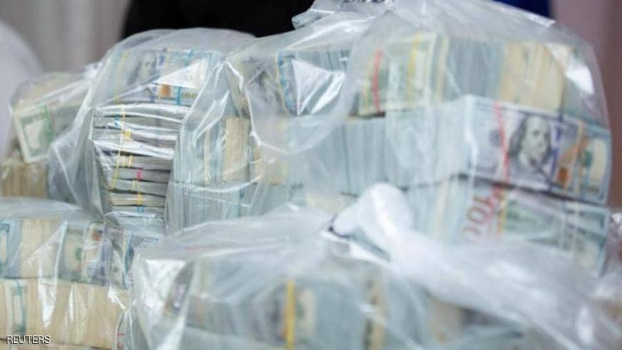 Lebanon security forces stopped $9 million in cash coming from Turkey
