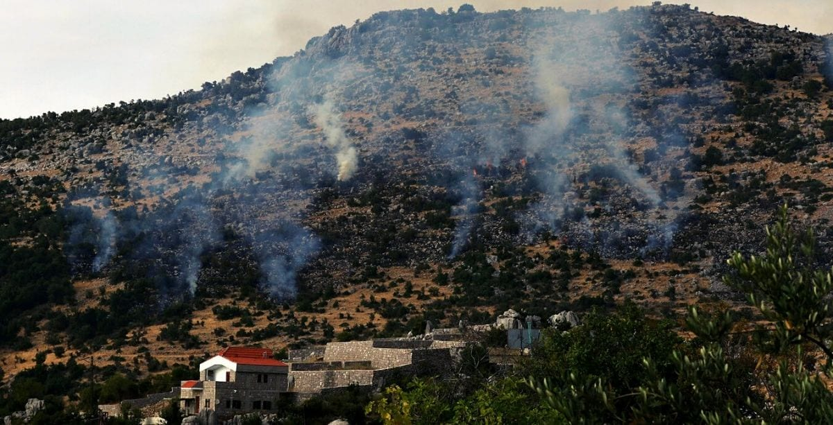 Lebanon Is Filing A Complaint Against Israel For Attacks