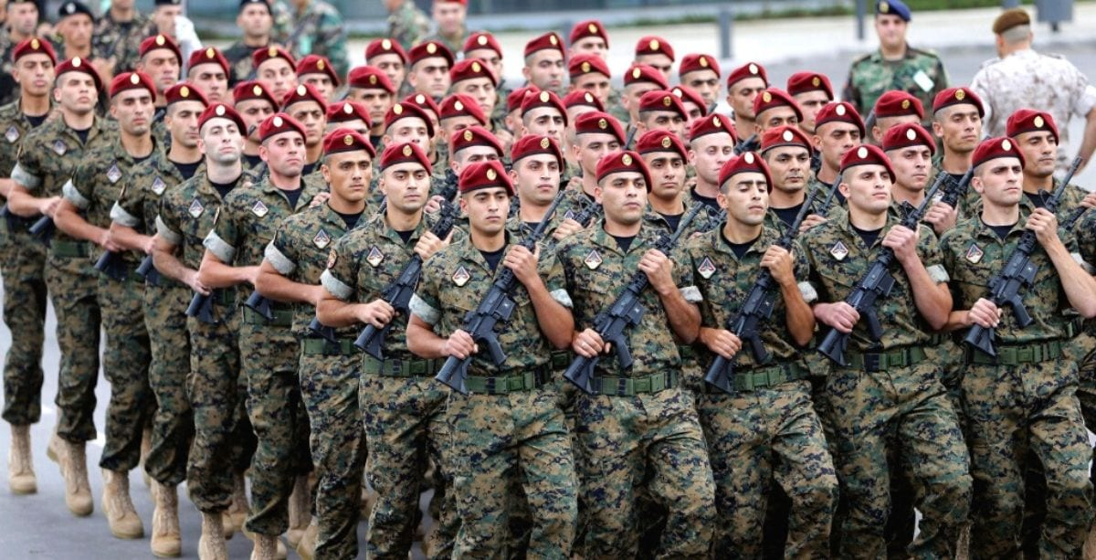 Lebanon Plans To Restore Mandatory Military Service