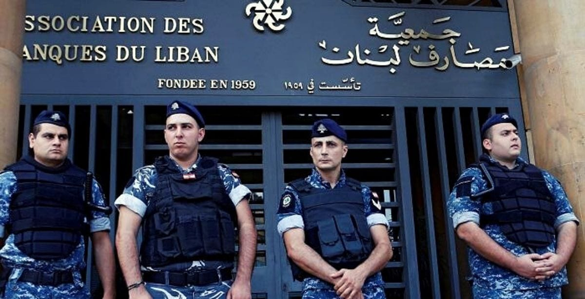 Lebanon's Banking Association Might Withdraw From Recovery Plan Talks