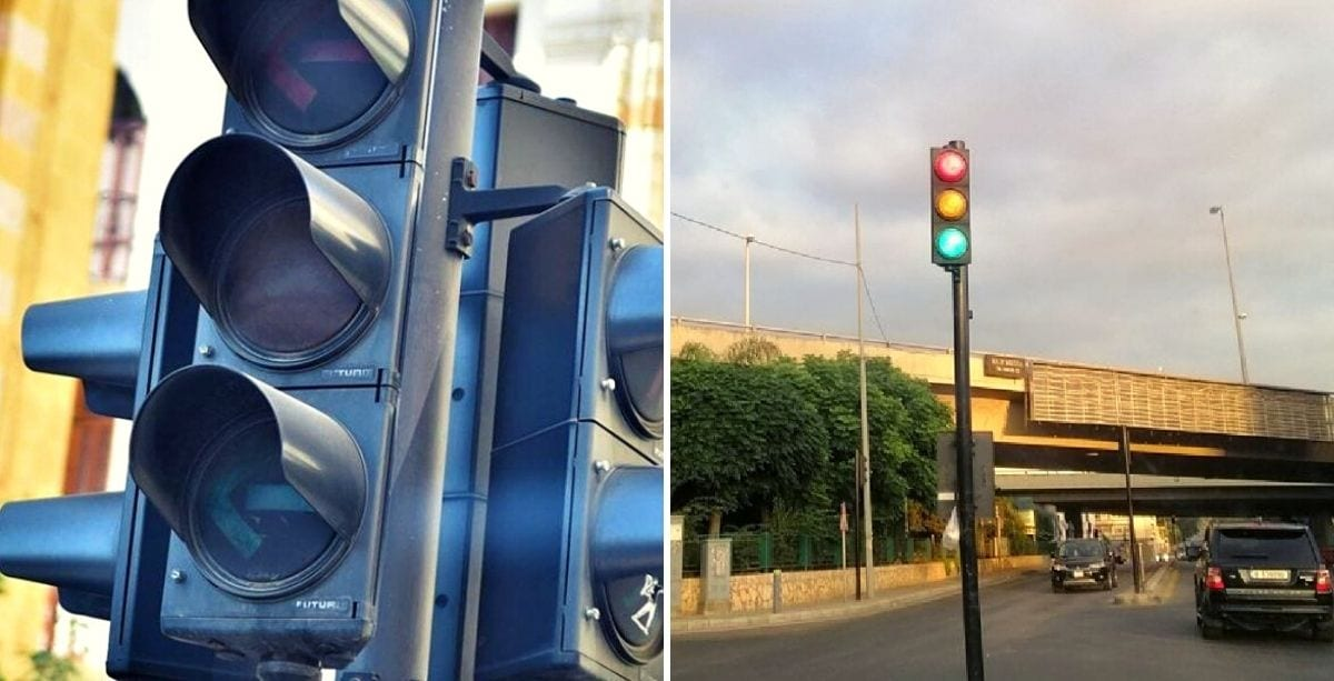 Lebanon Traffic Lights Are Freaking People Out