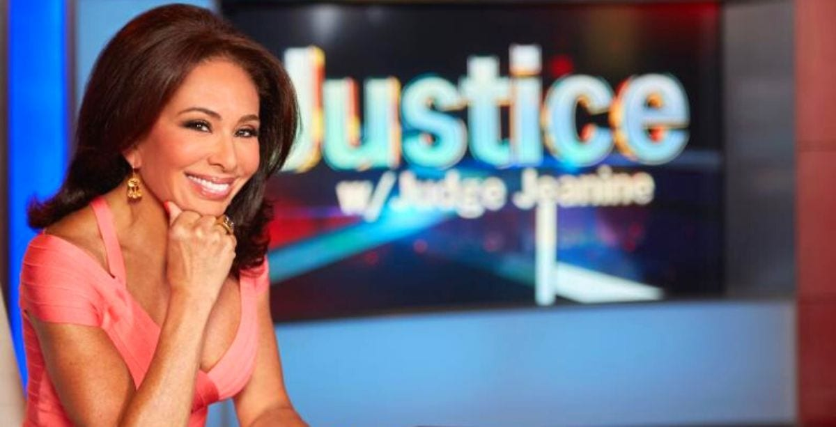 Meet The Lebanese-American Judge Who Became A TV Personality