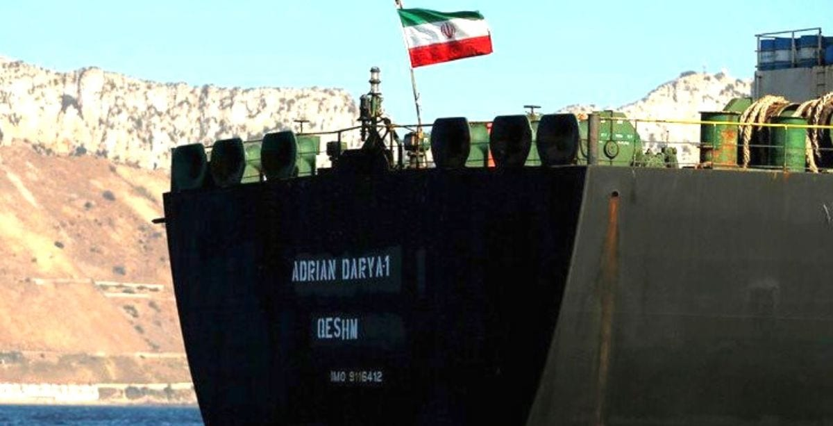 Sanctions Threat Looms As Iranian Ships Head To Lebanon