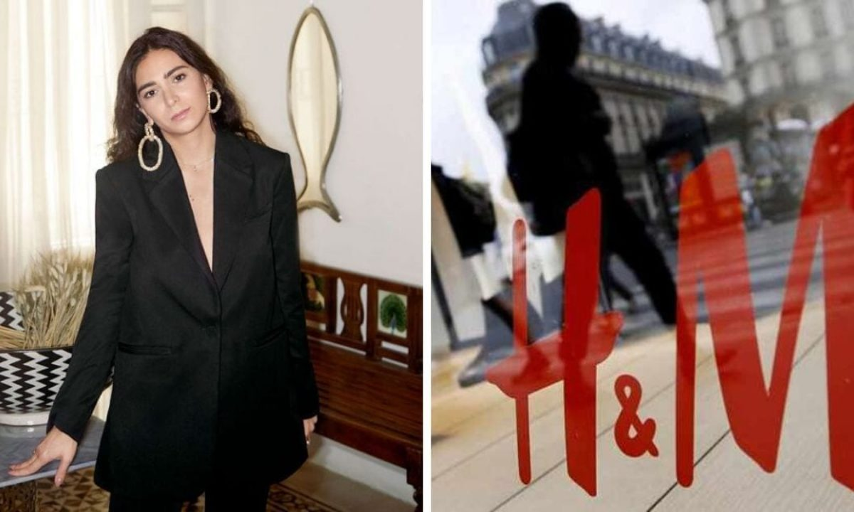 H M Is Teaming Up With A Lebanese Designer For A New Fashion Line