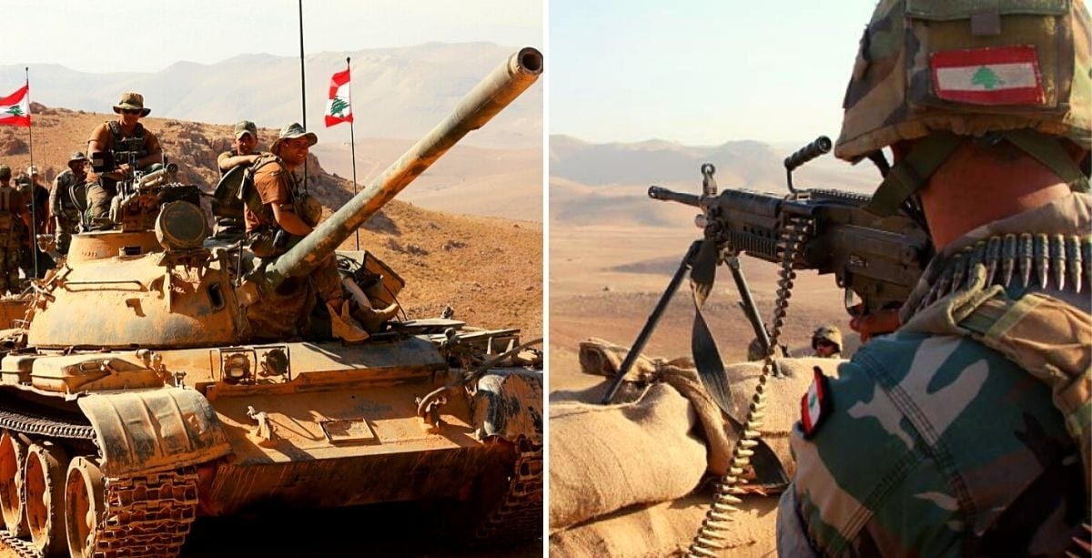 5 Momentous Milestones In The Lebanese Army's History