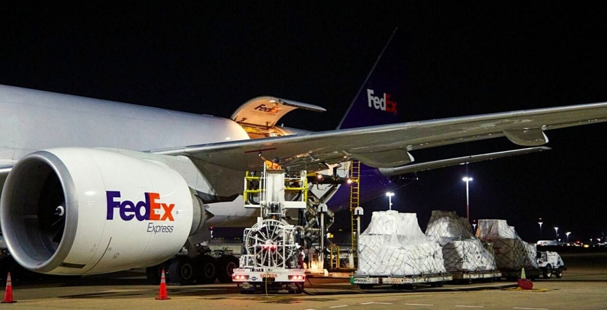 Direct Relief' Partnered With 'FedEx' To Send Lebanon $11 Million In Aid