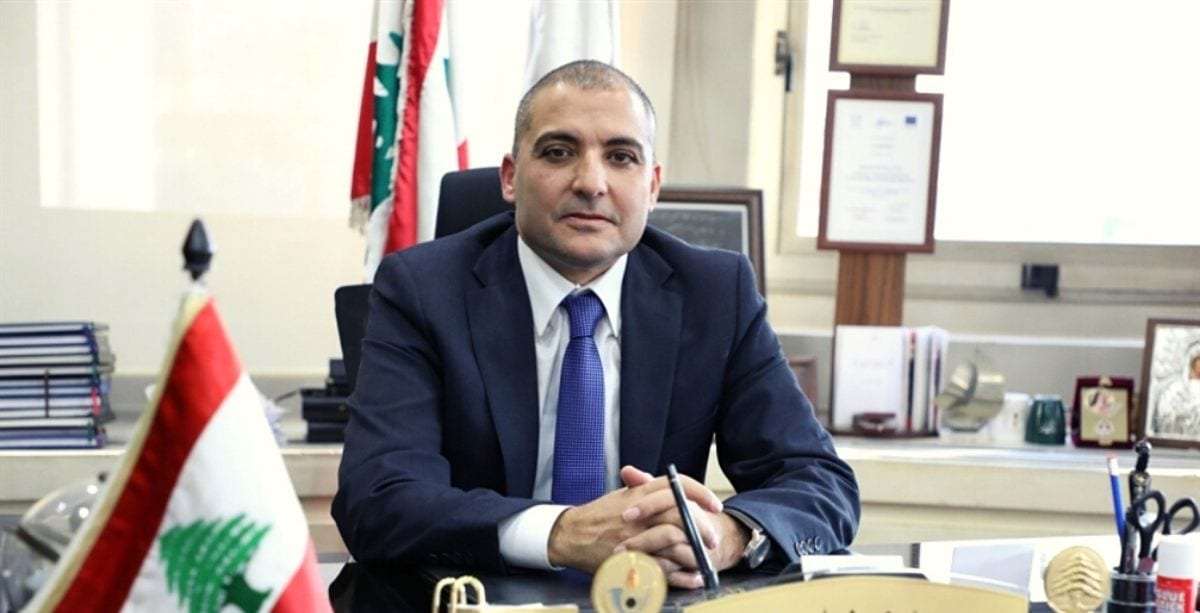 Head Of Lebanese Customs Badri Daher Was Just Detained