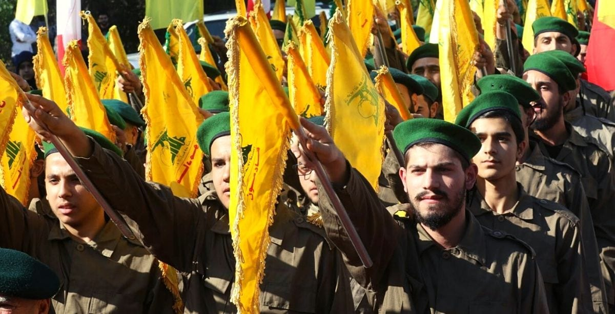 Hezbollah Just Downed Israeli Drone In South Lebanon